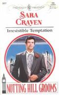 Irresistible Temptation - Sara Craven - Mass Market Paperback