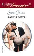 Rome's Revenge - Sara Craven - Mass Market Paperback