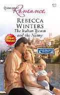 Italian Tycoon and the Nanny (Harlequin Romance Series #4010)