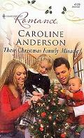 Their Christmas Family Miracle (Harlequin Romance)