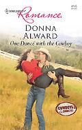 One Dance with the Cowboy (Harlequin Romance)