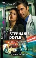 The Doctor's Deadly Affair (Silhouette Romantic Suspense)