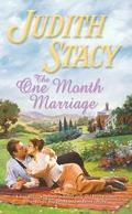 One Month Marriage