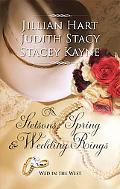 Stetsons, Spring and Wedding Rings: Rocky Mountain Courtship/Courting Miss Perfect/Courted b...