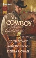 All a Cowboy Wants for Christmas: Waiting for Christmas\His Christmas Wish\Once Upon a Front...