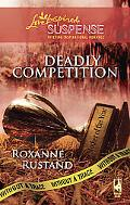 Deadly Competition (Love Inspired Suspense Series)
