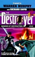 Engines of Destruction - Warren B. Murphy - Mass Market Paperback