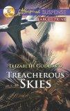 Treacherous Skies (Love Inspired Large Print Suspense)