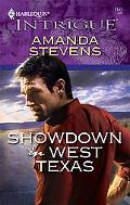Showdown in West Texas (Harlequin Intrigue #1143)