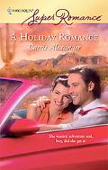 A Holiday Romance (Harlequin Super Romance Series #1567)