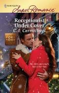 Receptionist Under Cover (Harlequin Superromance)