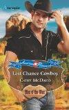 Last Chance Cowboy (Harlequin American Romance)