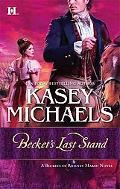 Becket's Last Stand [Beckets of Romney Marsh Series]