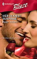 Her Sexiest Surprise (Harlequin Blaze Series #432)