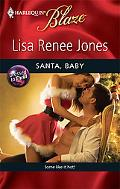 Santa, Baby (Harlequin Blaze)