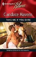 Take Me If You Dare (Harlequin Blaze)