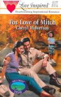For Love of Mitch - Cheryl Wolverton - Mass Market Paperback