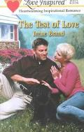 Test of Love - Irene Brand - Mass Market Paperback