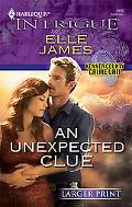 An Unexpected Clue (Larger Print Harlequin Intrigue: Kenner County Crime Unit)