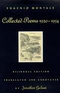 Collected Poems,1920-1954