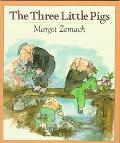 Three Little Pigs: An Old Story - Margot Zemach - Hardcover - 1st ed