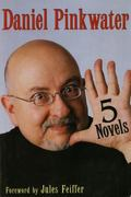 5 Novels Alan Mendelsohn the Boy from Mars, Slaves of Spiegel, the Snarkout Boys and the Avo...