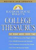 Random House Roget's College Thesaurus