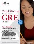 Verbal Workout for the New GRE