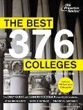 The Best 373 Colleges, 2012 Edition (College Admissions Guides)