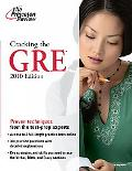Cracking the GRE, 2010 Edition