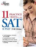 11 Practice Tests for the SAT & PSAT, 2010 Edition