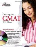 Cracking the GMAT with DVD, 2011 Edition (Graduate School Test Preparation)
