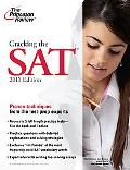 Cracking the SAT, 2011 Edition (College Test Preparation)