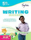 Fifth Grade Writing Success (Sylvan Workbooks)