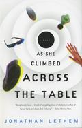 As She Climbed Across the Table