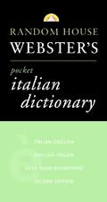 Random House Webster's Pocket Italian Dictionary