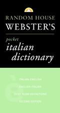 Random House Webster's Pocket Italian Dictionary