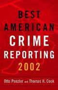 Best American Crime Writing