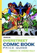 Official Overstreet Comic Book Price Guide