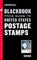 Official Blackbook Price Guide to Us Postage Stamps 2008