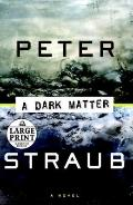 A Dark Matter (Random House Large Print)