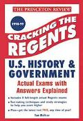 Cracking the Regents U.S. History and Government, 1998-99 (Princeton Review Series)
