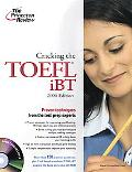 Cracking The TOEFL iBT 2006