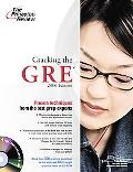 Cracking The Gre 2006