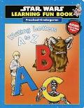 Star Wars Learning Fun Books: Writing Letters A to Z, Vol. 2