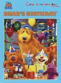 Bear's Birthday Color & Activity Fun