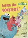Follow the Monsters! Featuring Jim Henson's Sesame Street Muppets