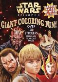 Star Wars Giant Coloring Fun!