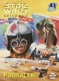 Podracer! Coloring Book