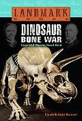 Dinosaur Bone War Cope And Marsh's Fossil Feud